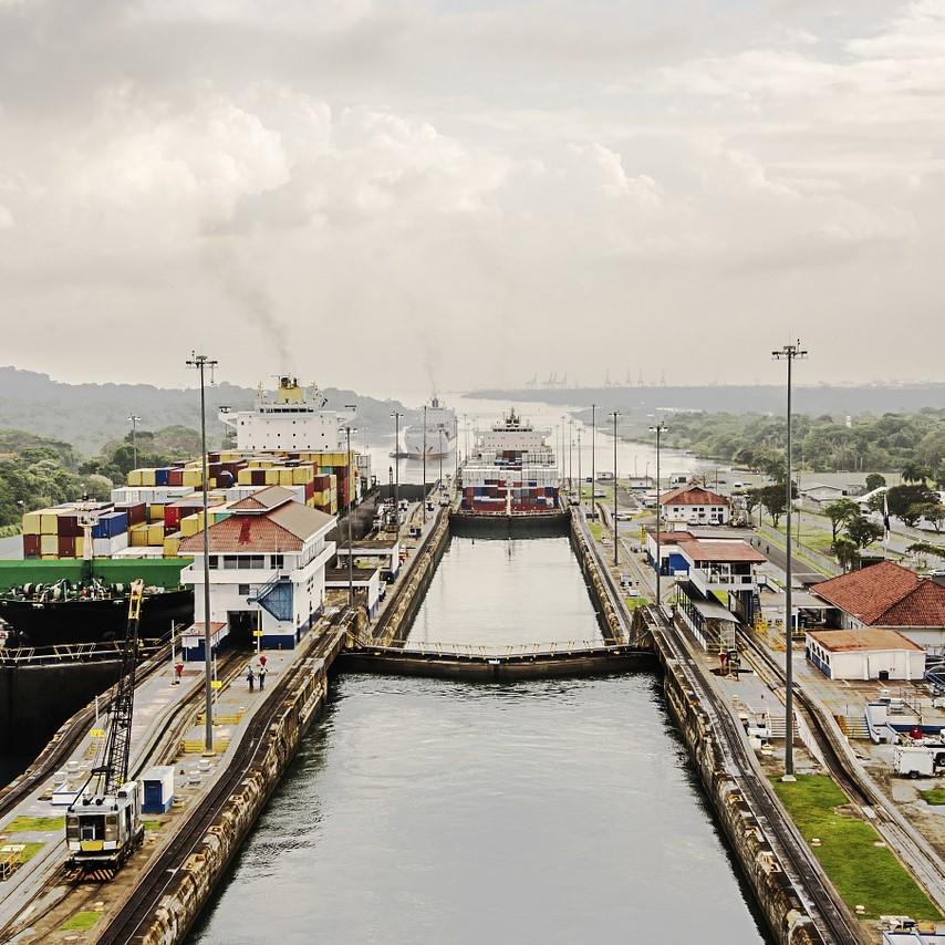 Panamá del canal